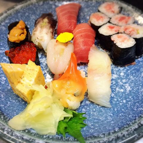 特上寿司の画像
