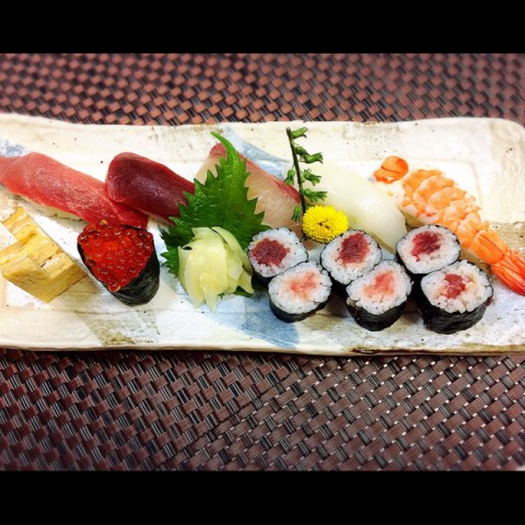 上寿司の画像