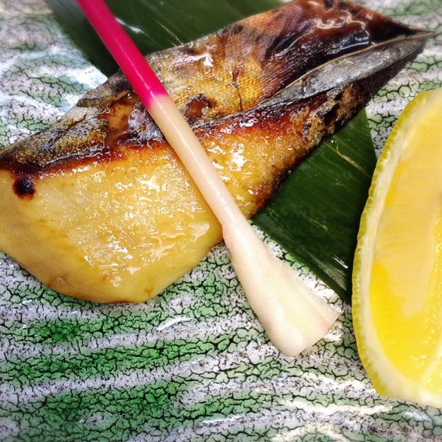 サワラ西京焼きの画像