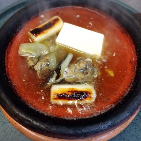 すっぽん鍋の画像